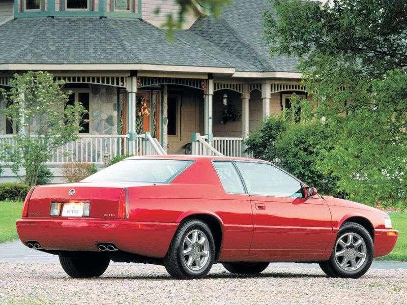 Cadillac Eldorado 11th generation coupe 4.6 AT (1994–2002)
