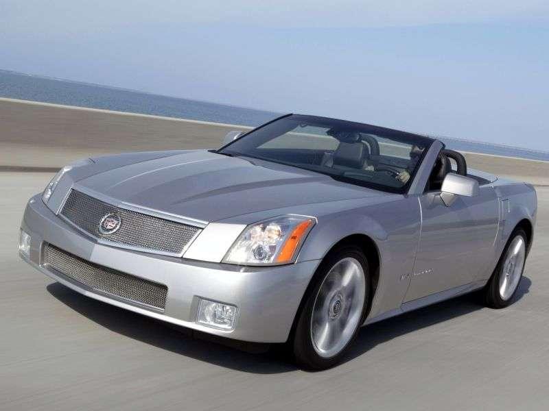Cadillac XLR 1st generation roadster 4.6i AT (2003 – n.)