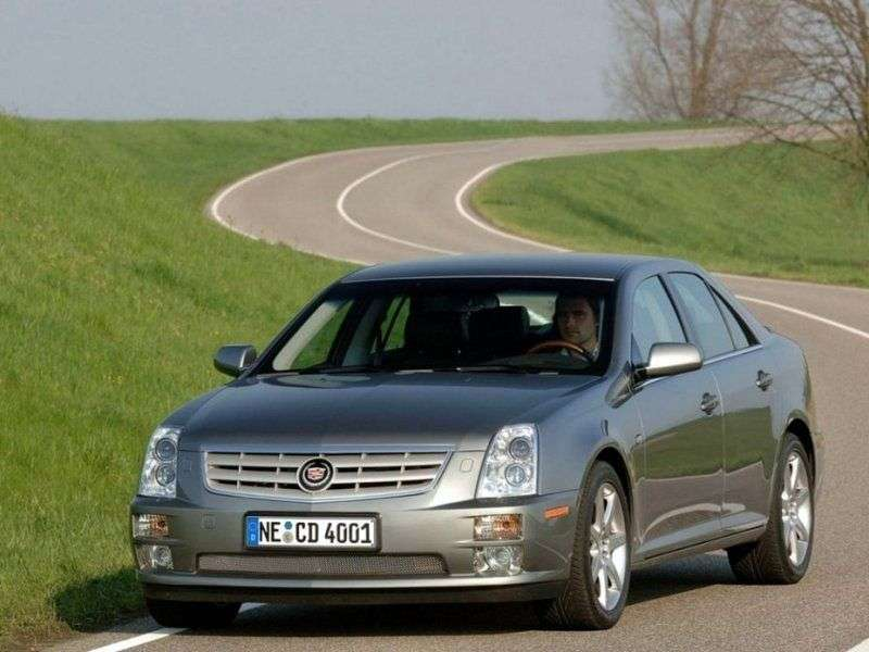 Cadillac STS 1st generation sedan 3.6i AT VVT (2004 – n. In.)