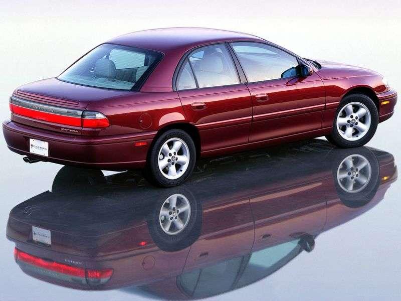 Cadillac Catera 1st generation sedan 3.0 AT (1994–2002)