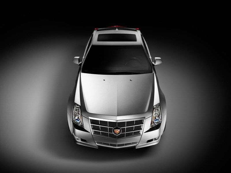 Cadillac CTS 2nd generation coupe 2 bit. 3.6 V6 VVT DI AWD Base (2012) (2010 – present)