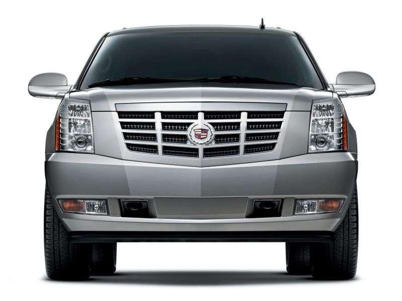 Cadillac Escalade 3rd generation SUV Vortec 6.0L V8 SFI Hybrid Base (2011) (2007 – N)