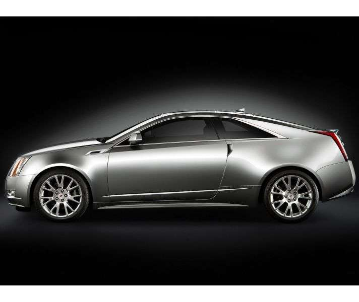Cadillac CTS 2nd generation coupe 2 bit. 3.6 V6 VVT DI AWD Base (2011) (2010 – present)