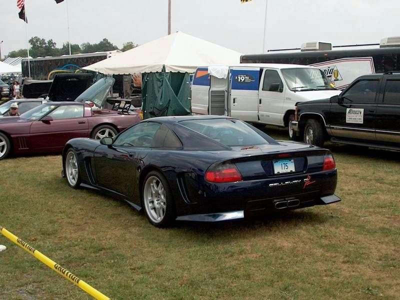 Callaway C12 1st generation coupe 5.7 MT (1997–2001)
