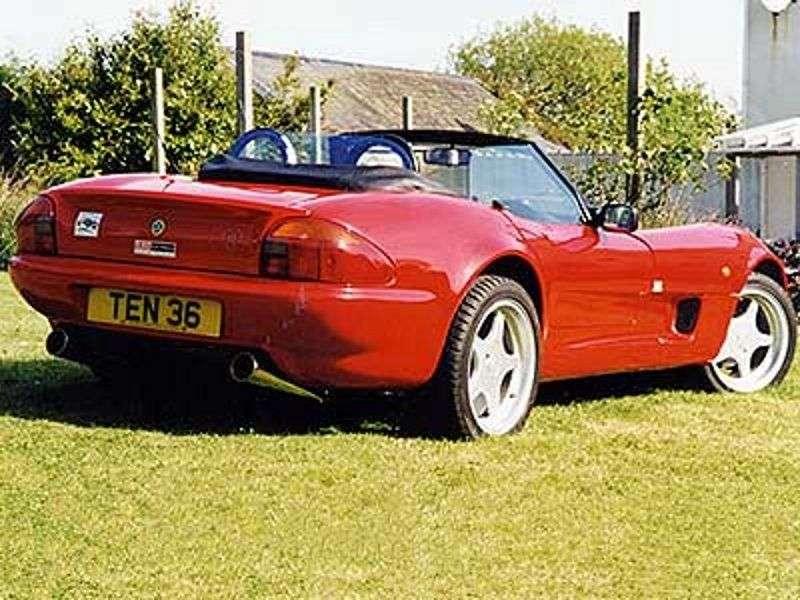 Caterham 21 1st generation 1.8 MT roadster (1994–2002)