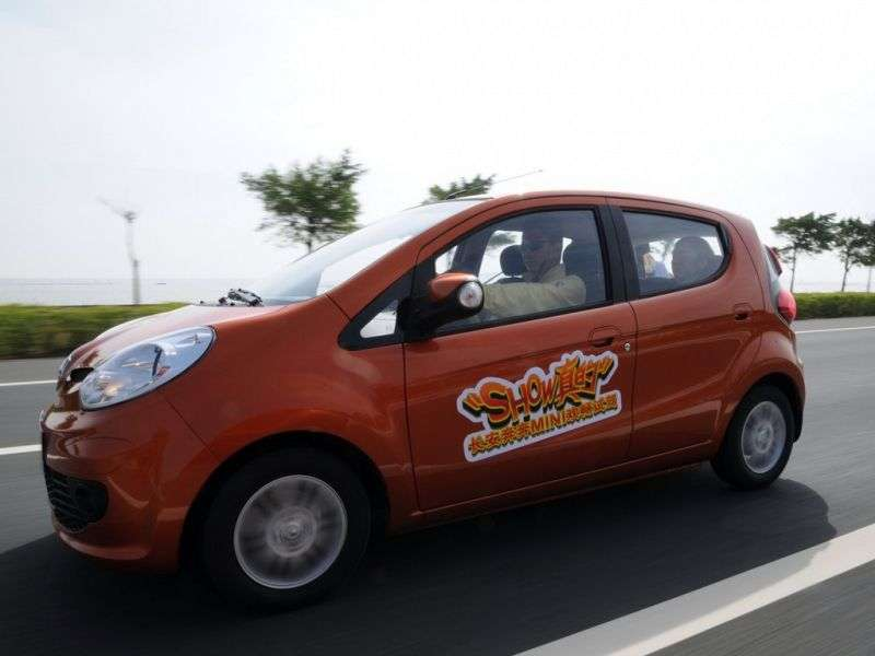 Chana BenBen Mini 1st generation hatchback 1.0 AT (2010 – n.)