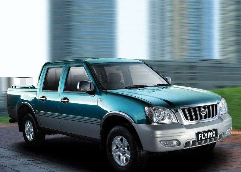 ChangFeng Flying 1st generation pickup 2.8 TD MT (2007 – current century)