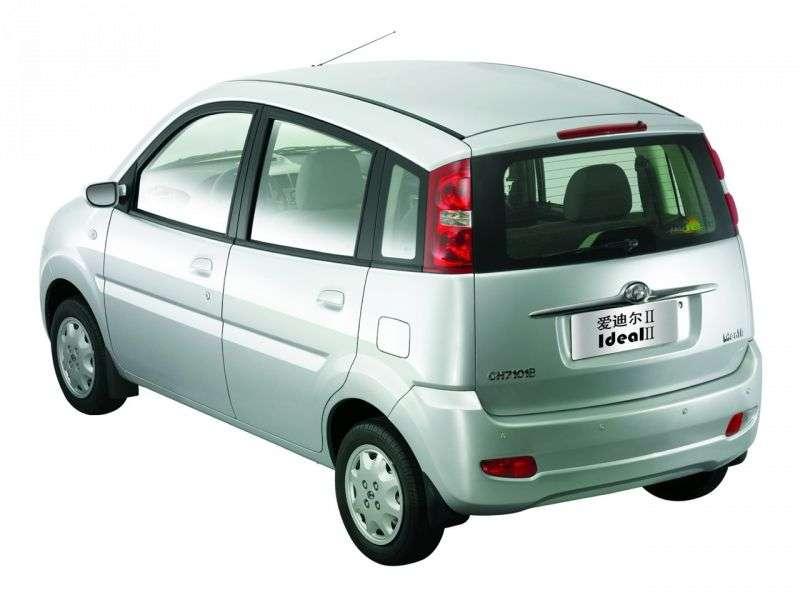 Changhe Ideal 2nd generation hatchback 1.4 MT (2006 – n.)