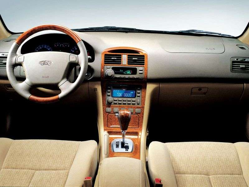 Chery Eastar 1st generation 2.0 MT sedan (2006–2009)