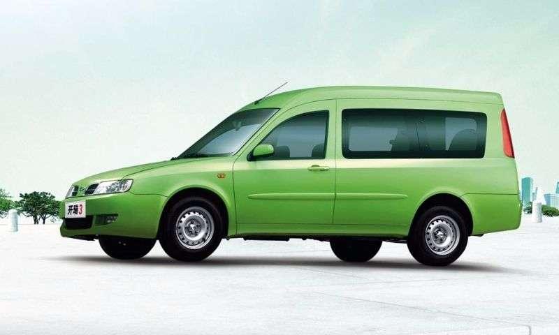 Chery Karry 1st generation 1.6 MT minivan (2006 – n.)