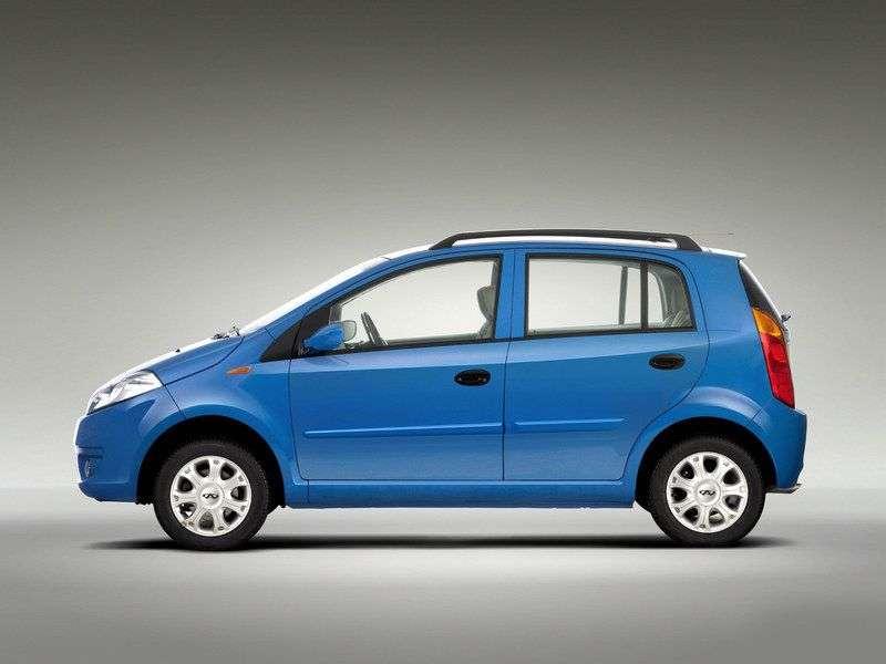 Chery Kimo 1st generation hatchback 1.3 MT Comfort (2011) (2007 – present)