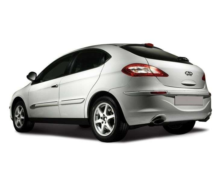 Chery M11 1st generation hatchback 1.6 MT Base (2010) (2008–2013)
