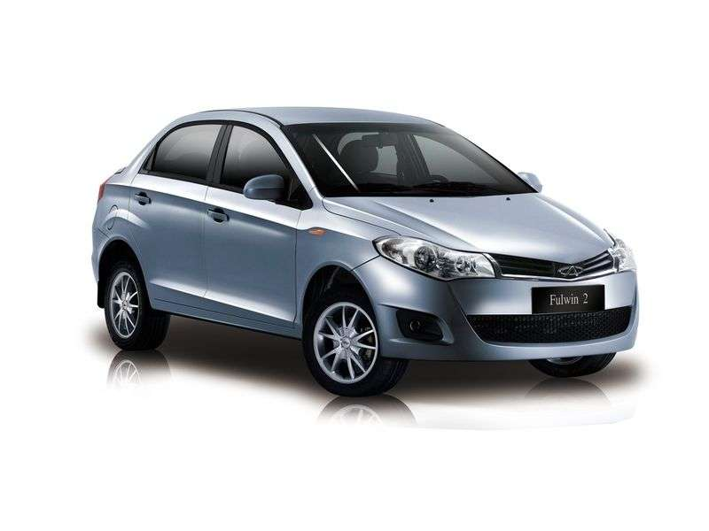 Chery Bonus 2nd generation liftback 1.5 MT Base Promo (2009 – n.)