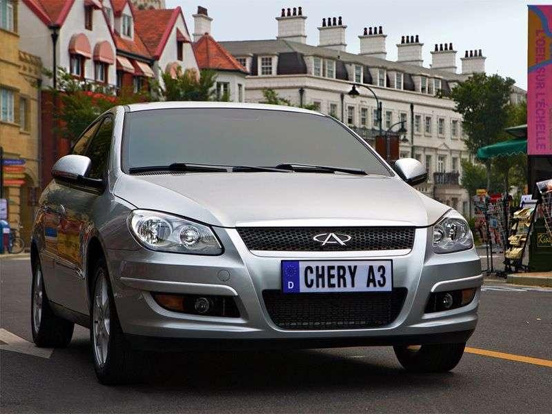 Chery M11 1st generation hatchback 1.6 MT BasicLowCost (2008–2013)