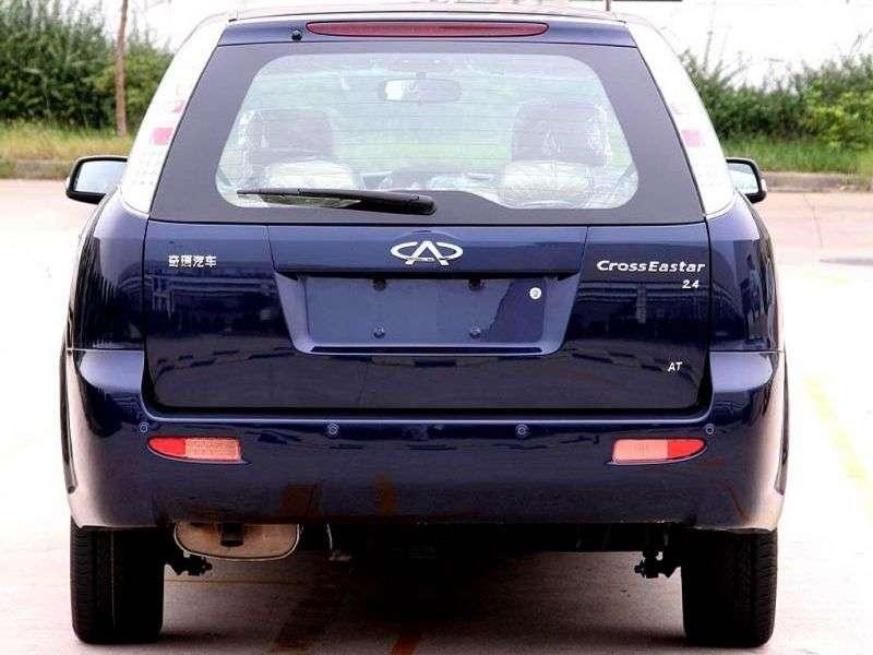 Chery CrossEastar 1st generation wagon 2.0 MT Comfort (2012) (2006 – n.)