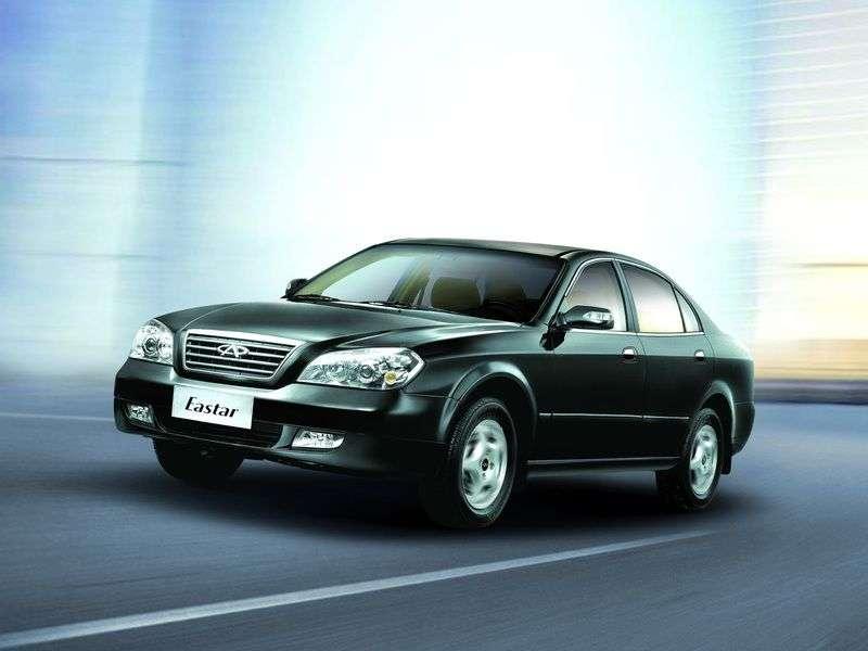 Chery Eastar 1st generation sedan 2.4 AT (2007 – n. In.)