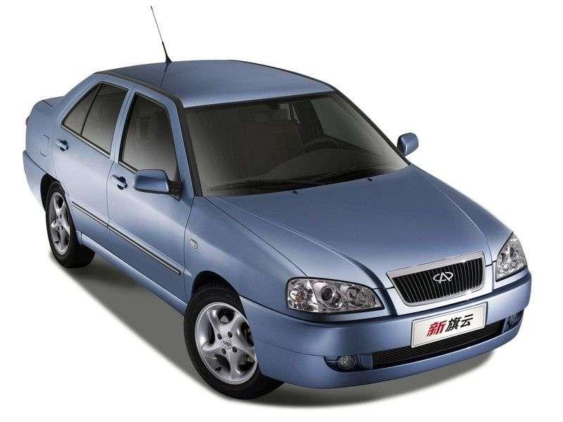 Chery Amulet sedan pierwszej generacji 1.6 MT (2006 obecnie)