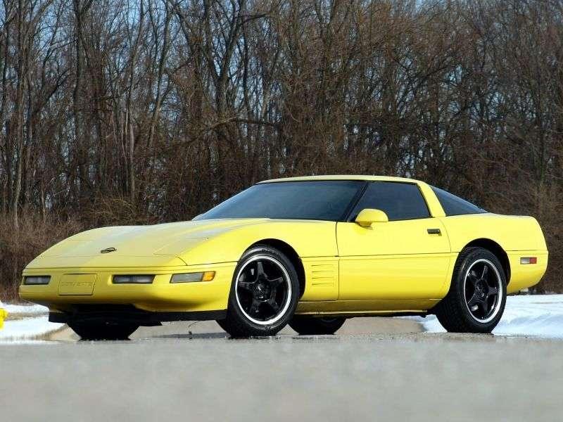 Chevrolet Corvette C4 [2 nd restyling] Targa 2 dv. 5.7 AT (1991–1996)