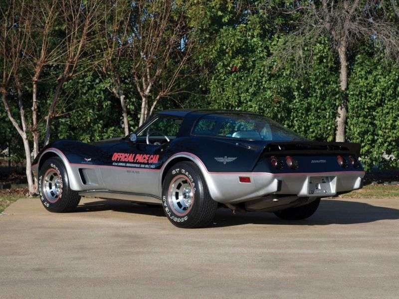 Chevrolet Corvette C3 [3rd restyling] Pace Car Coupe 2 dv. 5.7 4MT (1979–1979)