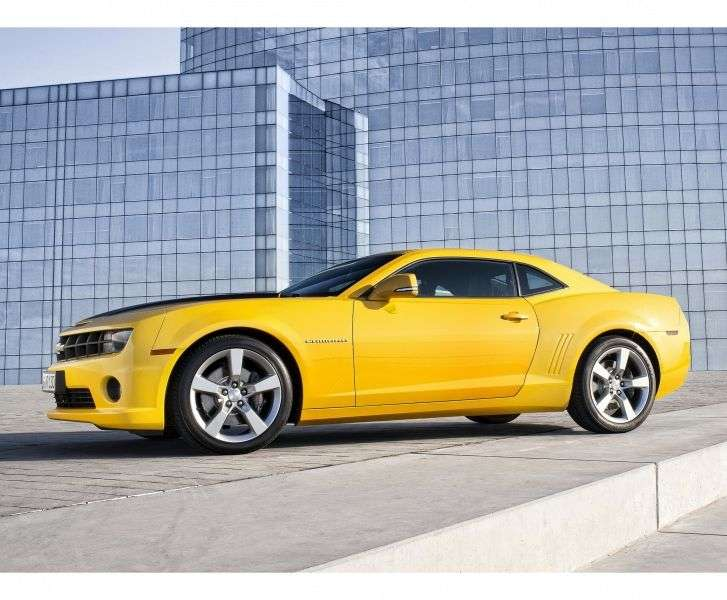 Chevrolet Camaro 5th generation coupe 3.6 V6 MT (2008–2010)