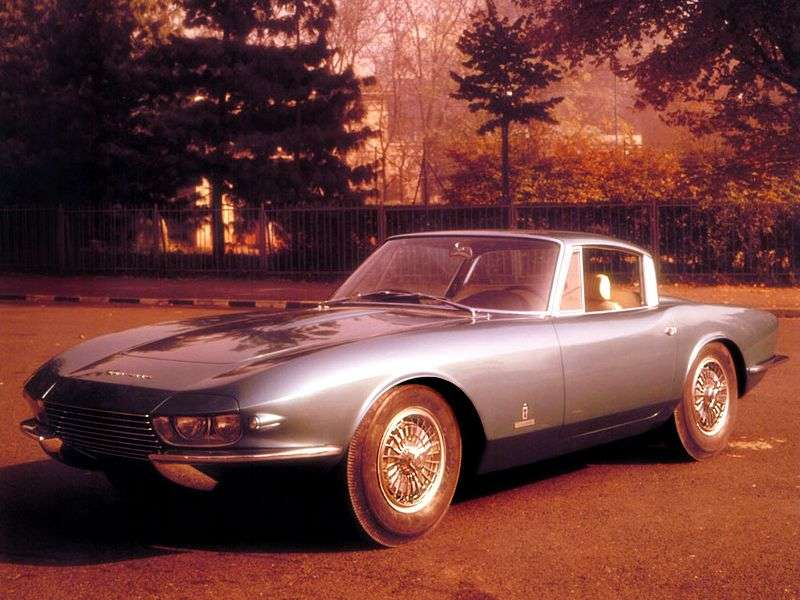 Chevrolet Corvette C2Rondine Coupe 2 bit. 5.4 Powerglide (1963–1963)