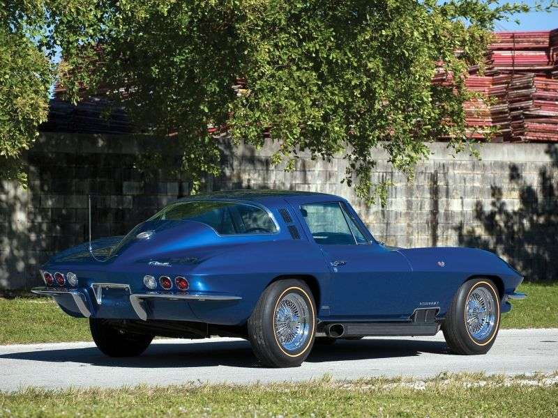 Chevrolet Corvette C2 [restyling] Sting Ray coupe 5.4 4Syncro Mesh (1964–1964)