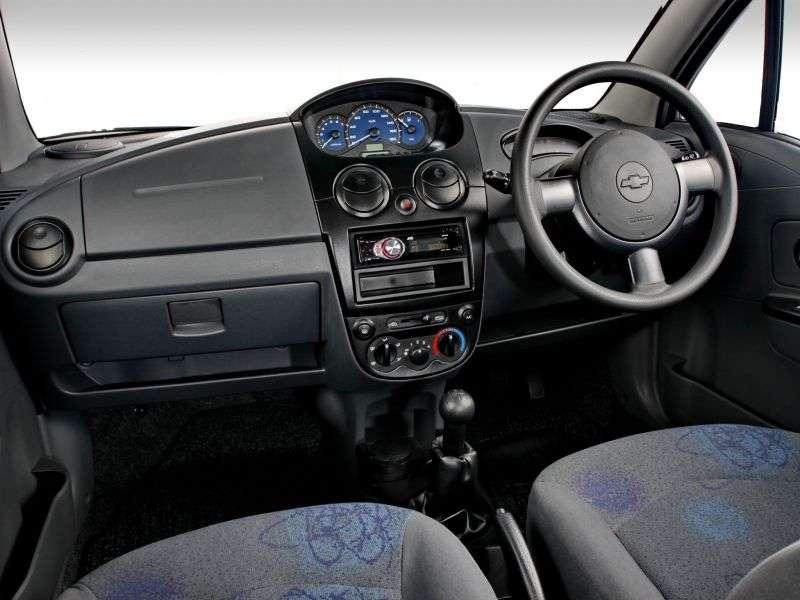 Chevrolet Spark M250 [restyling] hatchback 0.8 MT (2005–2007)