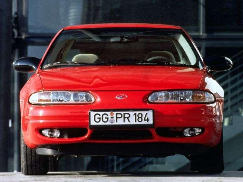Chevrolet Alero 1st generation 2.4 MT sedan (1999–2004)