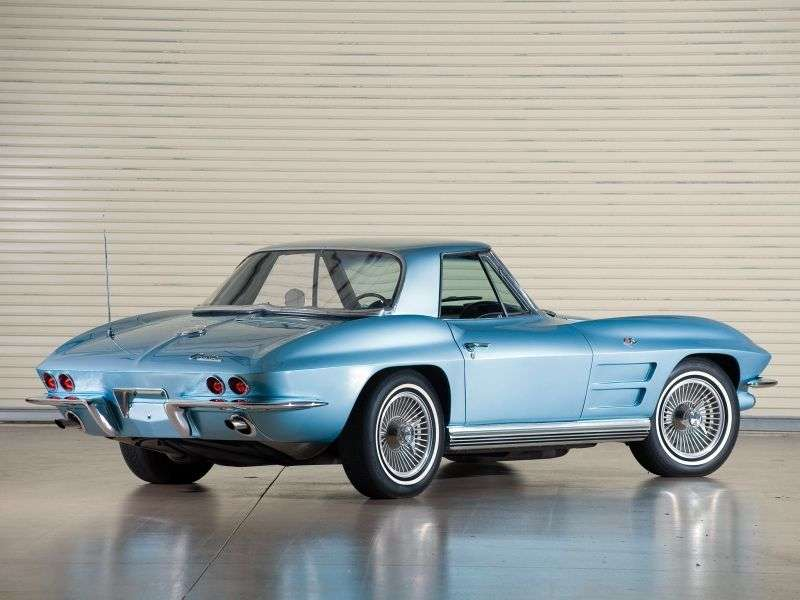 Chevrolet Corvette C2 [restyling] Sting Ray roadster 5.4 4Syncro Mesh (1964–1964)