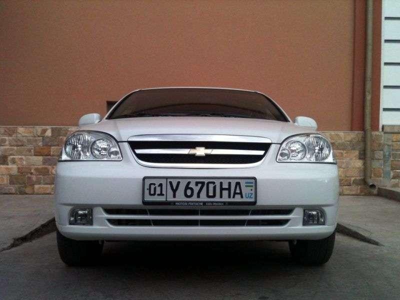 Chevrolet Lacetti 1st generation 1.4 MT sedan (1XE19GP51) (2004–2013)