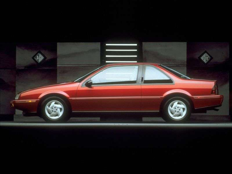 Chevrolet Beretta 1st generation coupe 2.8 AT (1988–1996)