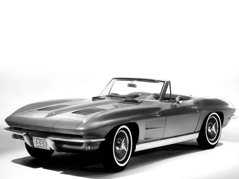 Chevrolet Corvette C2Sting Ray roadster 5.4 4Syncro Mesh (1963–1963)
