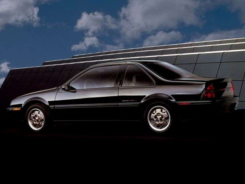 Chevrolet Beretta 1st generation coupe 2.2 MT (1990–1996)