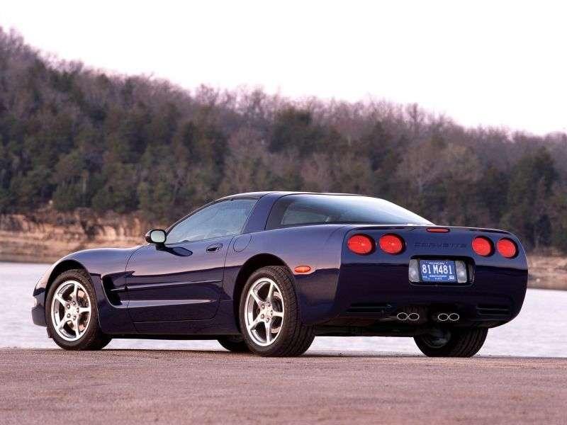 Chevrolet Corvette C5 Starga 5.7 AT (2001–2004)
