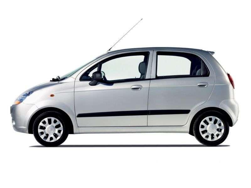 Chevrolet Spark M200hetchbek 0.8 AT (2005–2010)