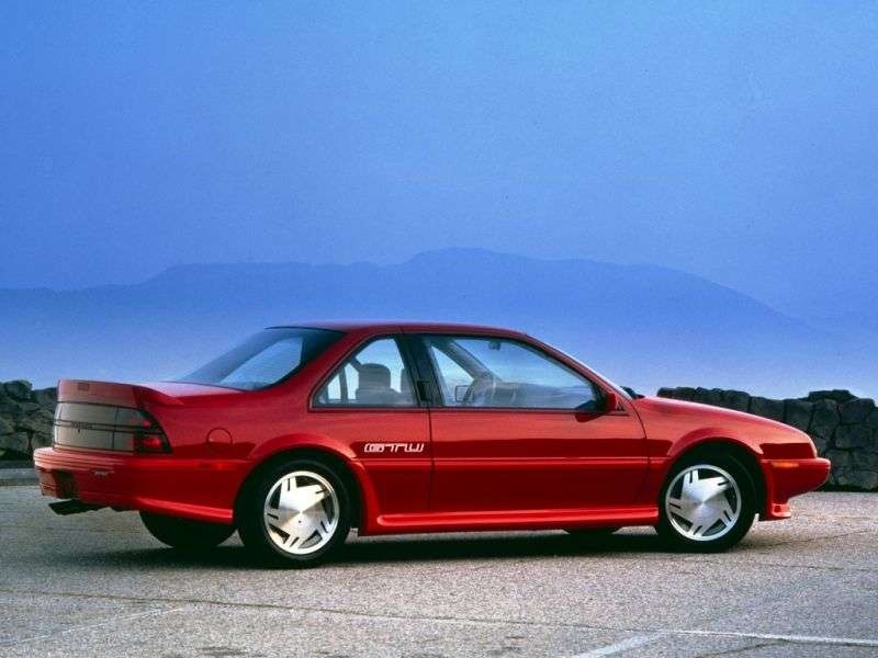 Chevrolet Beretta 1st generation coupe 3.1 AT (1990–1996)