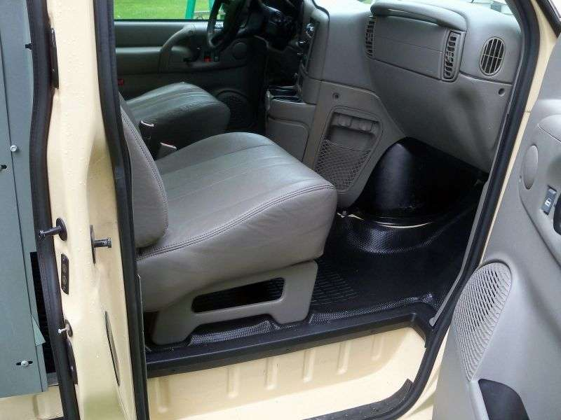 Chevrolet Astro 2nd generation van 4.3 AT (2003–2005)