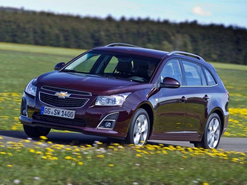 Chevrolet Cruze J300 [restyling] 5 speed wagon. 1.8 MT LTZ (2012 – present)