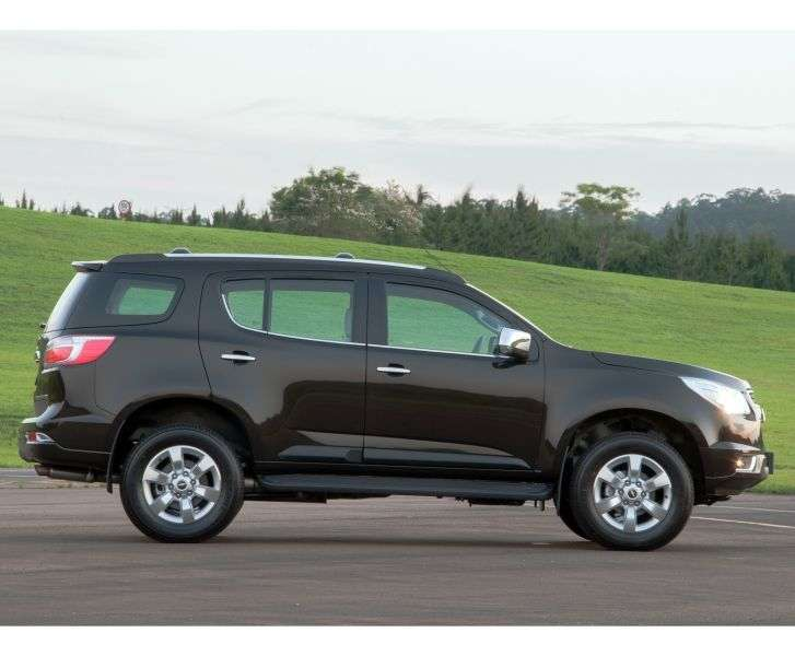 Chevrolet TrailBlazer 2nd generation SUV 2.8 D MT AWD LT (2012 – n.)