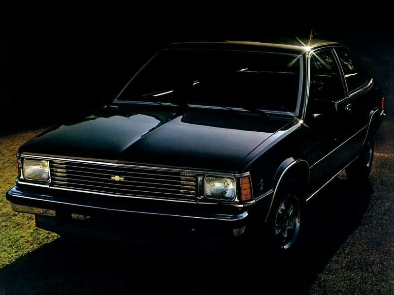 Chevrolet Citation 1st generation hatchback 3 dv. 2.8 AT (1980–1980)