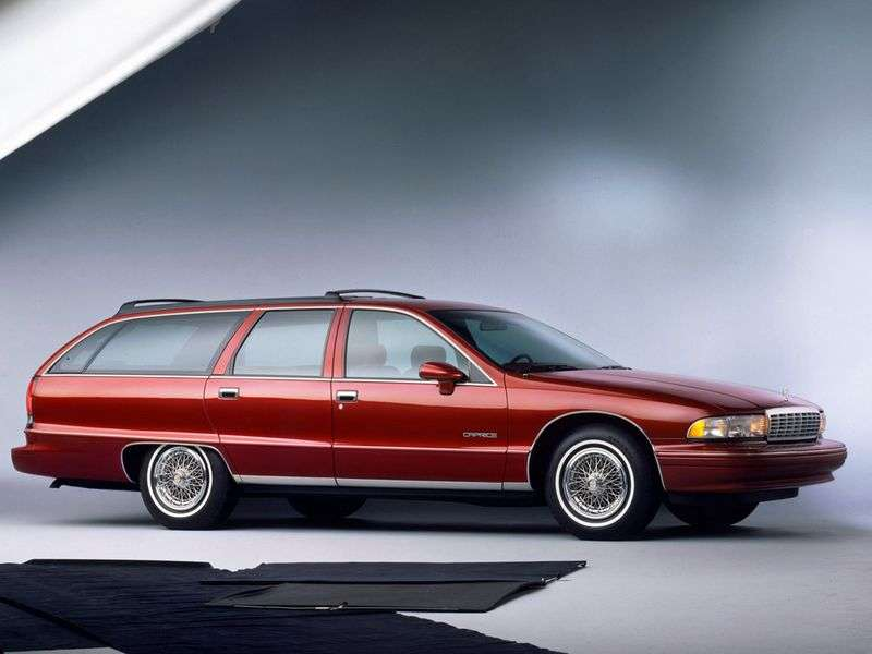 Chevrolet Caprice 4th generation universal 5.7 AT (1994–1996)