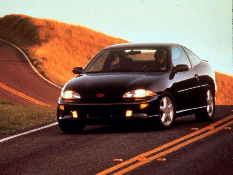 Chevrolet Cavalier 3rd generation coupe 2.3 MT (1994–1995)