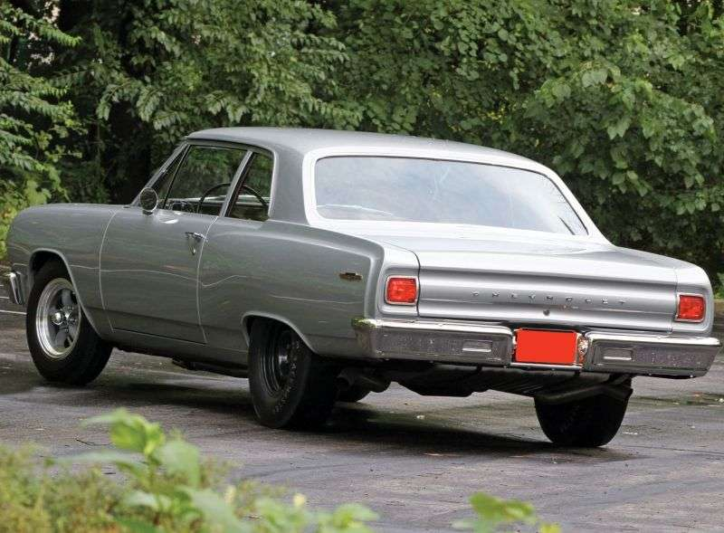 Chevrolet Chevelle 1st generation [restyling] 2 door sedan 5.4 3Synchromesh (1965–1965)