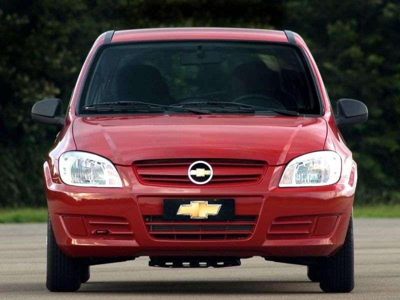 Chevrolet Celta 1st generation [restyling] 5 bit hatchback 1.0i MT (2006–2011)