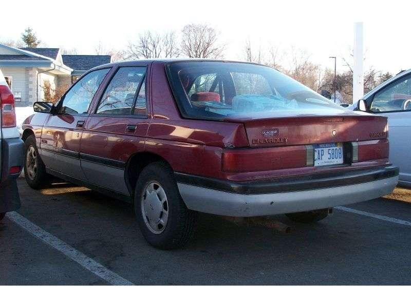 Chevrolet Corsica 1st generation hatchback 2.0 MT (1989–1989)