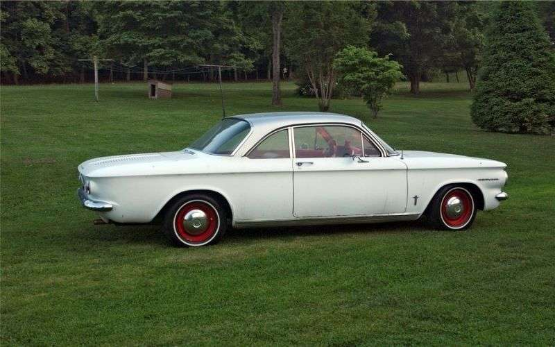 Chevrolet Corvair 1st generation coupe 2.3 Synchromesh (1960–1960)