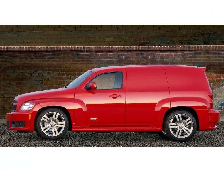 Chevrolet HHR 1st generation SS van 5 bit. 2.0 AT (2009–2010)