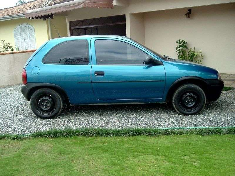 Chevrolet Corsa 1st generation hatchback 3 dv. 1.0 MT (1994–1996)