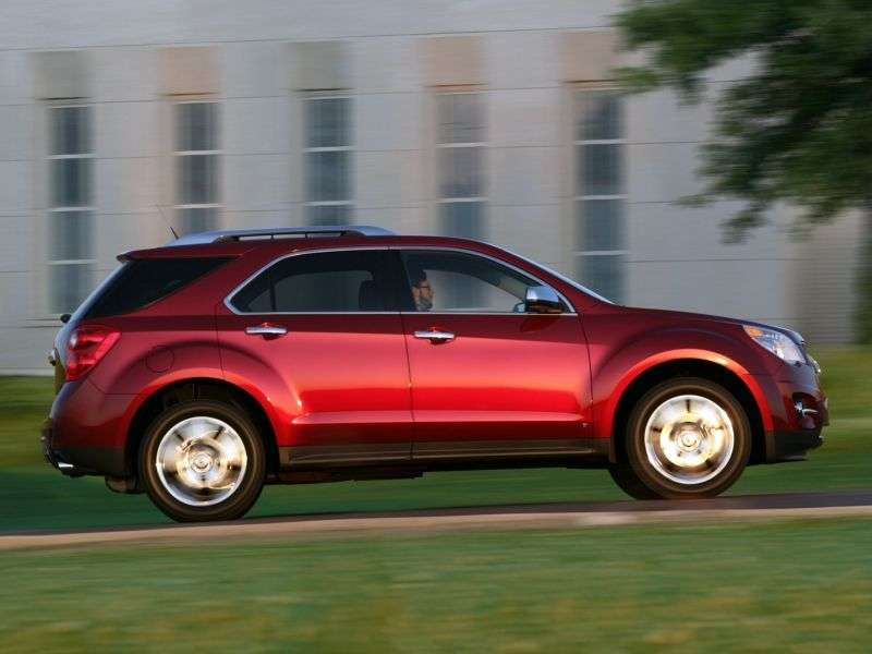 Chevrolet Equinox 2nd generation crossover 3.6 AT (2013 – n.)