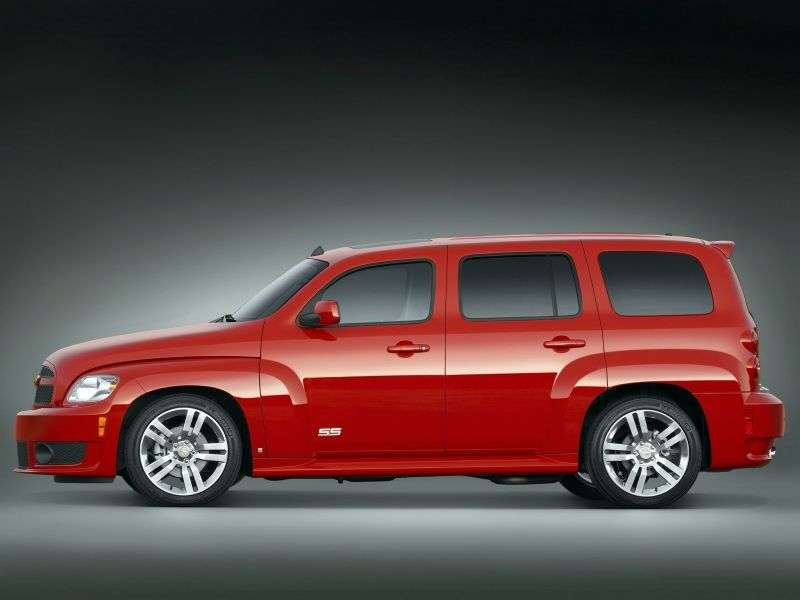 Chevrolet HHR 1st generation SS wagon 2.0 AT (2008–2010)